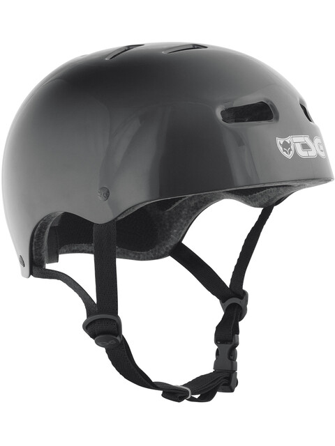 TSG Skate/BMX Injected Color Helmet injected black